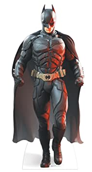 empireposter Batman - The Dark Knight Rises - Batman Pappaufsteller Standy - ca 191 cm