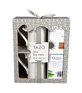 Tazo Tea for Two Set