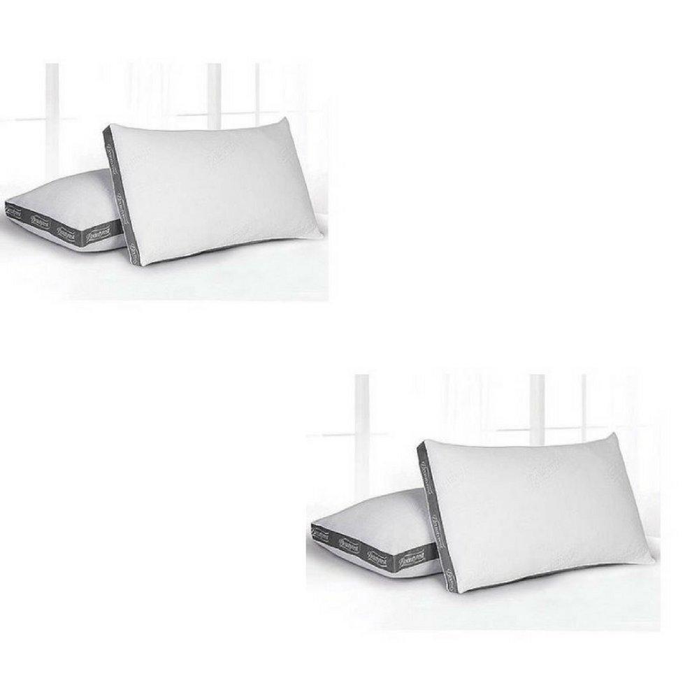 Beautyrest Luxury Spa Comfort Pillow (Queen (Pack of 4))