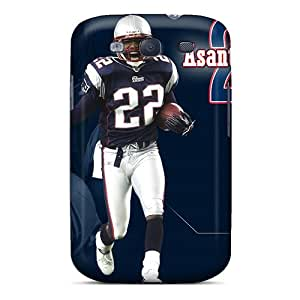 Fashionable Style Case Cover Skin For Galaxy S3- New England Patriots