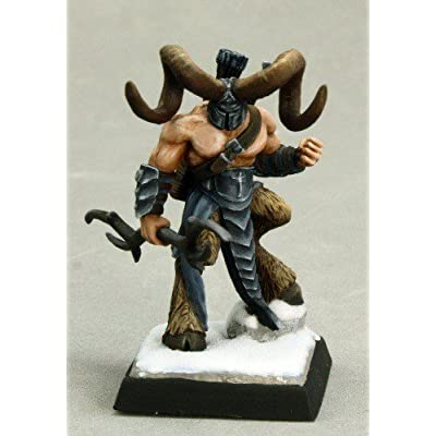 The Horned Hunter Pathfinder Miniature: Toys & Games