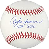 """Andre Dawson Chicago Cubs Autographed Baseball with """"HOF 2010"""" Inscription - Fanatics Authentic Certified"""