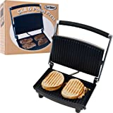 Best Quality Chef BuddyT Grill and Panini Press - Non-Stick review