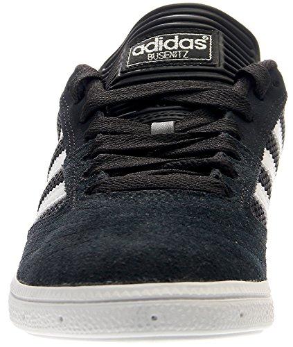 Adidas Mænds Skateboarding Den Busenitz Sneaker Sort1, Runwht, Metgol