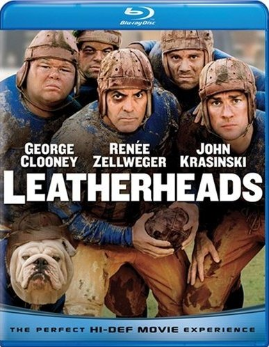 Blu-ray : Leatherheads (, Dubbed, Dolby, AC-3, Digital Theater System)
