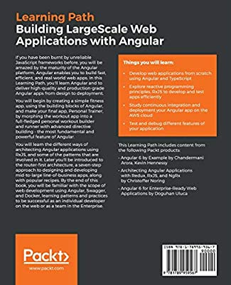 Building Large-Scale Web Applications with Angular: Your one-stop