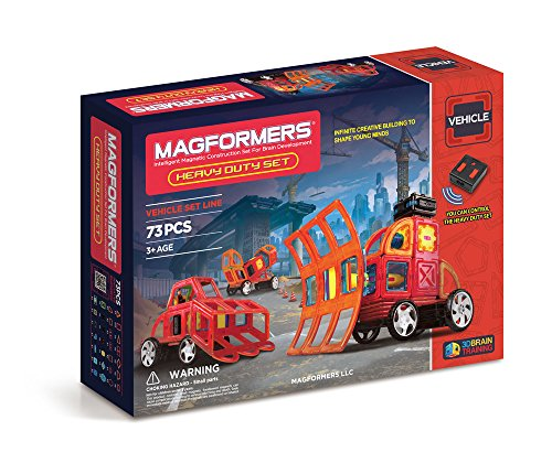 Magformers Vehicles Magnetic Educational Construction