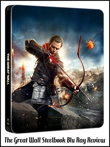 Review  The Great Wall Steelbook Blu Ray Review