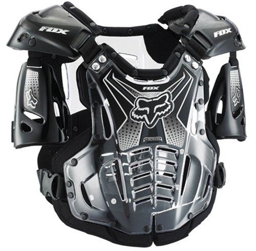Fox Chest Protector - FOX AIRFRAME ROOST PROTECTOR BLACK XL