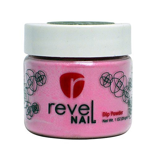 Revel Nail Dip Powder D100(Tickled), 1 oz