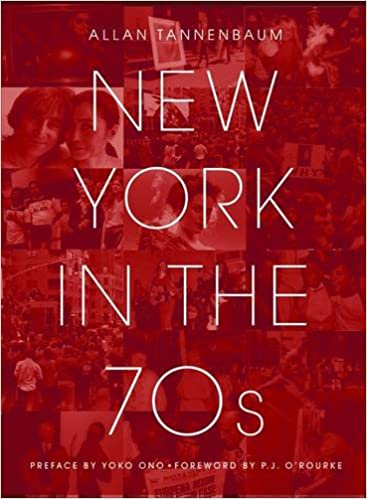 New York In The 70s Amazoncouk Allen Tannenbaum 9780715641699 Books
