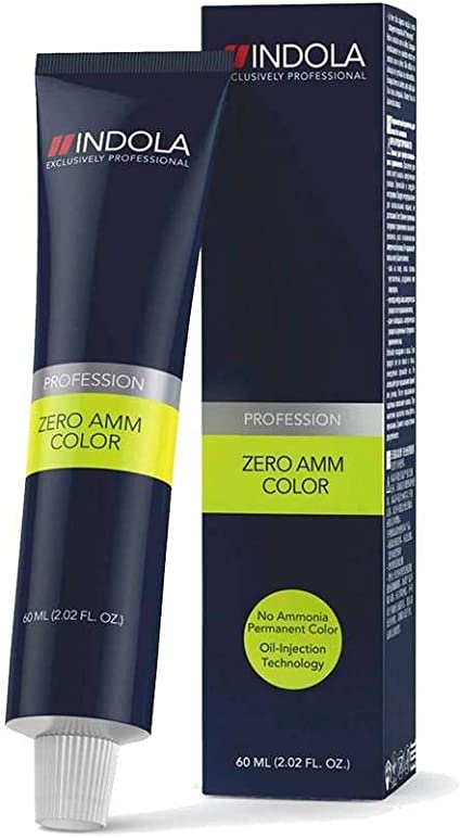 Indola Profession Zero Amm Color Permanent Tinte sin amoniaco ...