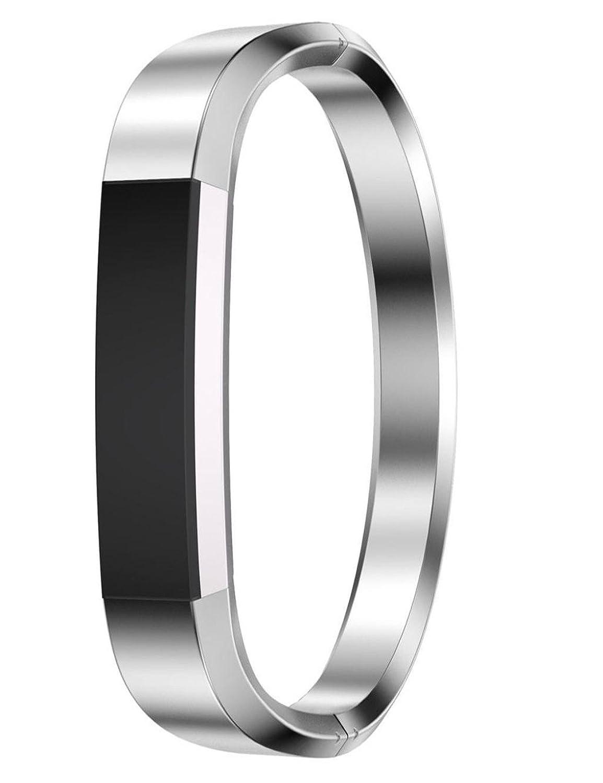 Dreamanステンレススチール時計バンド手首ストラップfor Fitbit ALTA Smart Watch Rose gold B074JZM89P