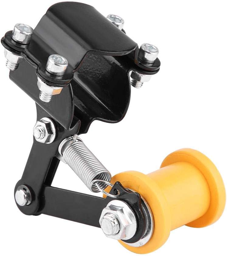 Chain Adjuster//Black Adjuster Chain Tensioner Motorcycle Chain Tensioner Bolt On Roller Motorcycle Modified Accessories Universal Tool