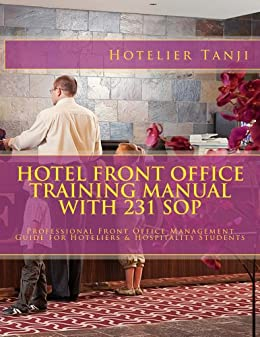 Amazon hotel front office training manual with 231 sop ebook hotel front office training manual with 231 sop by tanji hotelier fandeluxe Choice Image