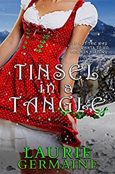 Tinsel in a Tangle by [Germaine, Laurie]
