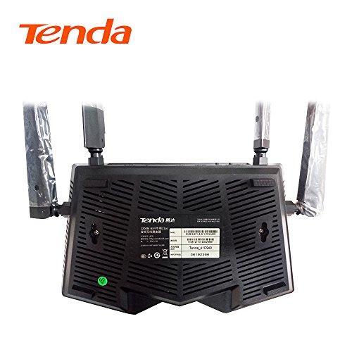 Tenda Wireless Router Adaptador USB Wifi Enrutador Wi-Fi de doble banda inteligente con soporte de f: Amazon.es: Informática
