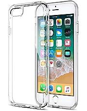 "Nasharia Coque iPhone 7/8, Ultra légère en iPhone 7/8 TPU Cover avec Absorption de Choc et Anti-Scratch (4.7"" Transparent)"