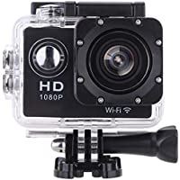E.life 1080P 30FPS 12MP Wifi Waterproof 30M Shockproof 170° Wide Angle 1.5 Screen Outdoor Action Sports Camera Camcorder Digital Cam Video HD DV Car DVR