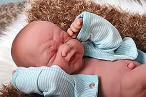 doll-p Baby BOY so precious Crying Preemie Berenguer Life Like Reborn Pacifier Doll +Extras accessories muñeco vinilo suave poupee souple en vinyle puppe