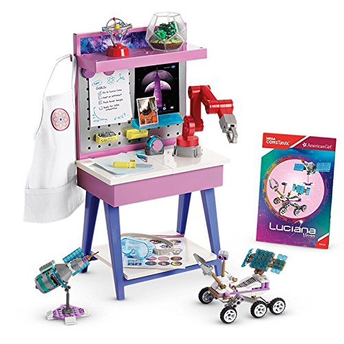 American Girl Lucianas Maker Station Mega Construx