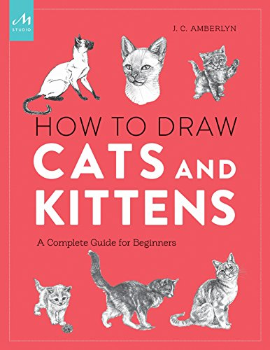 Figure Kitten - How to Draw Cats and Kittens: A Complete Guide for Beginners