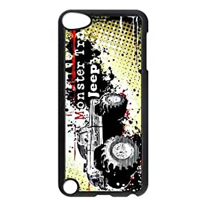 Personalized Design Jeep Car Ipod Touch 5th Case, Wholesale Hot Selling Jeep Ipod 5 Case by icecream design