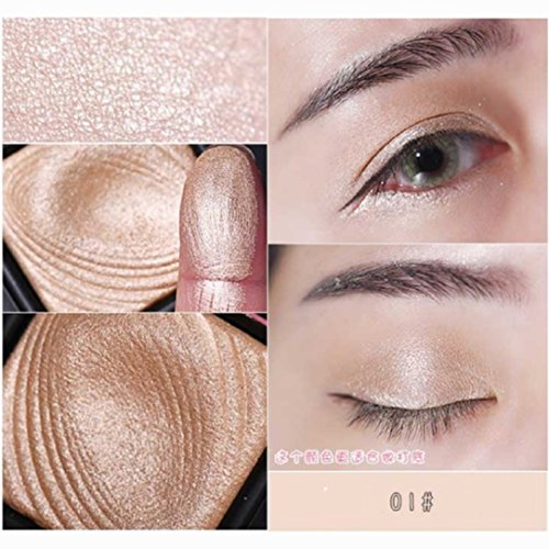 Gel Eye Shadow - 8