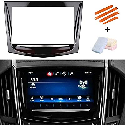 Amazon Com Replacement Cue Touch Screen Display Fits Cadillac 2013 2014 2015 2016 2017 Ats Escalade Srx Xts Elr Cts Cts Replaces Screens For 22980208 22986276 Automotive