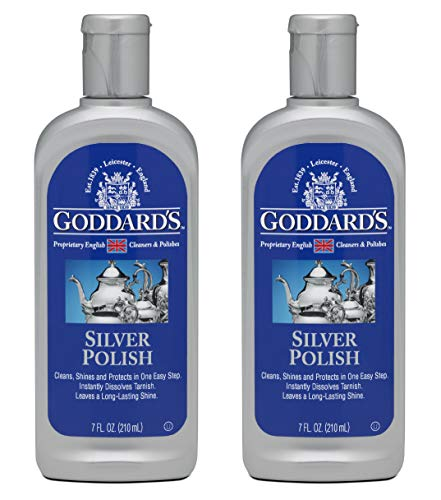 Goddard's Silver Polish, Pack of 2