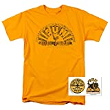 Sun Records Company T Shirt & Exclusive Stickers (XXX-Large)