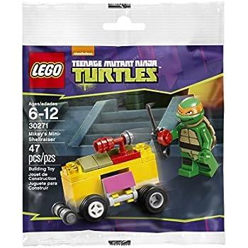Amazon.com: LEGO Kraangs Turtle Target Practice (30270 ...