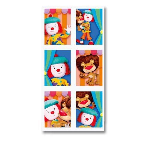 o's Circus Scrapbook Stickers (KSS2361) ()