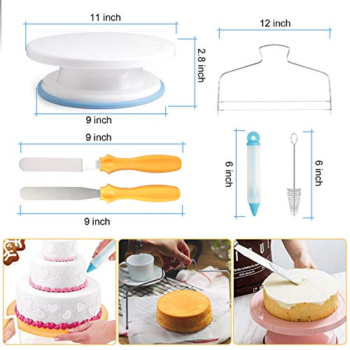 Buy cake decorating set