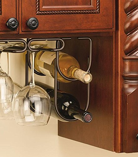 crate and barrel wine rack - 9