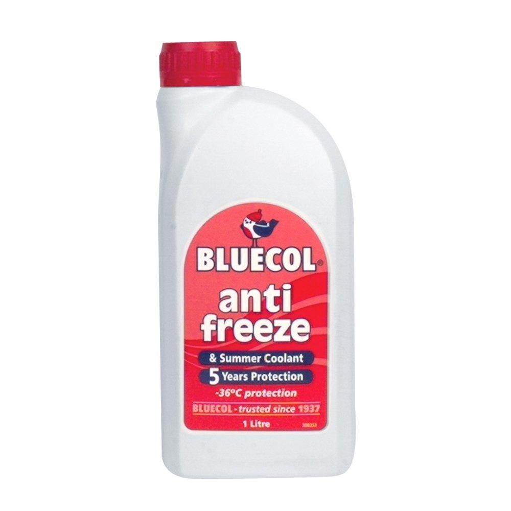 Bluecol BCR001 - Liquido antigelo, 1 L, 5 anni Tetrosyl Ltd B00499DFG4