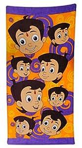 Trident Chhota Bheem Kids Bath Towel