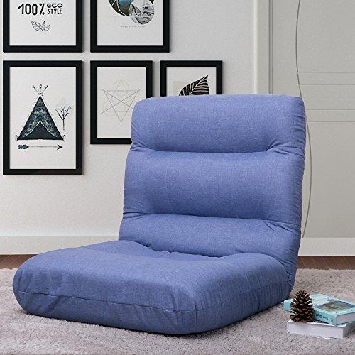 51o7fIyqmxL - Harper-Bright-Designs-Adjustable-Floor-Gaming-Sofa-Chair-Light-blue