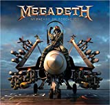 51o7fJscl5L. SL160  - Megadeth - Warheads On Foreheads (Album Review)