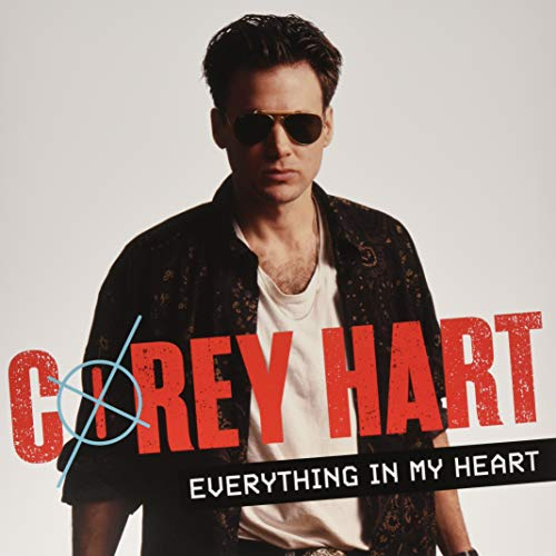 Album Art for Corey Hart // Everything in my Heart / Vinyl by Corey Hart