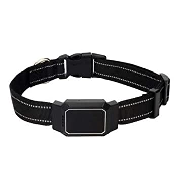 V.JUST Profesional Mini Pet Tracker GPS D35 Impermeable GPS gsm Pet Finder Tracker Anti-Perdido Localizador Collar De Gato De Perro,Black: Amazon.es: Hogar