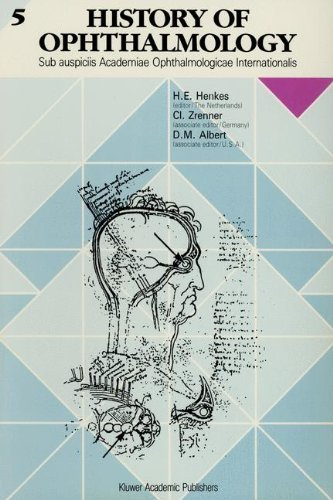 History of Ophthalmology 5: Sub auspiciis Academiae Ophthalmologicae Internationalis (English Edition)