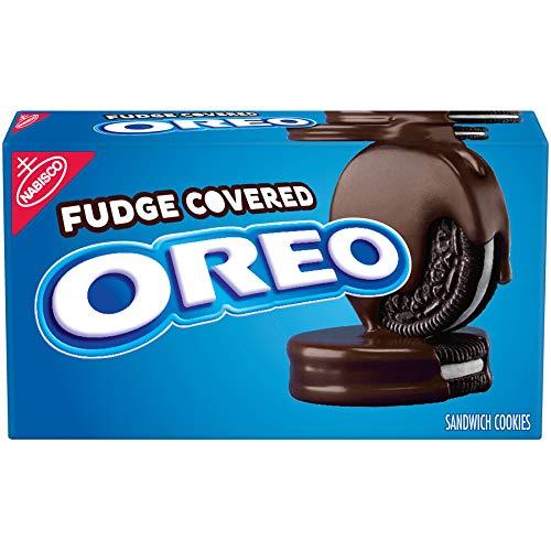 - Oreo Fudge Covered