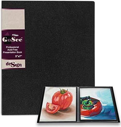 Go-See Presentation Book 5x7