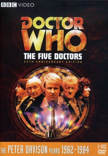 doctor who season 5 dvd - 7