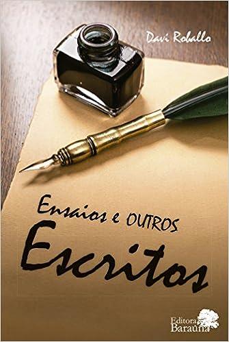 Ensaios e Outros Escritos: Davi Roballo: 9788543704685: Amazon.com: Books