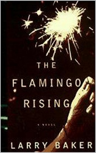 book cover of The Flamingo Rising