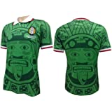 8f61c4b89 Amazon.com: ABA Sport Mexico Authentic 1998 World Cup Soccer Jersey ...