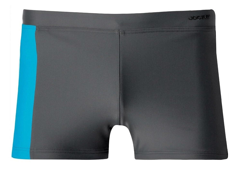 42a2e4a7ca51c Jockey Men's Luxury Lightweight Sport Trunk Lycra Swimwear | Amazon.com