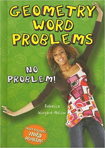 Geometry Word Problems: No Problem! (Math Busters Word Problems ...